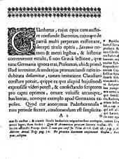 Disp. ad Ligurini VII. 100., de Henrico Leone