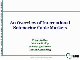 An Overview of International Submarine Cable Markets PDF