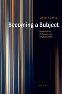 Becoming a Subject PDF