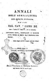 Annali dell'agricoltura del Regno d'Italia