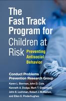 The Fast Track Program for Children at Risk PDF