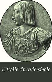 L'Italie du xvie siècle: Lorenzaccio (Lorenzino de Médicis) 1514-1548