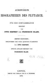 Ausgewählte Biographien des Plutarch