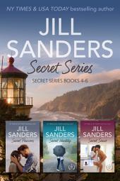 The Secret Series Books 4-6