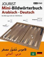 JOURIST Mini-Bildwörterbuch Arabisch-Deutsch