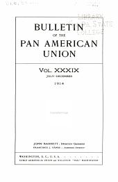 Bulletin: Volume 39