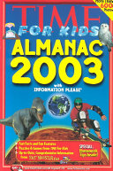 Time for Kids  Almanac 2003 PDF