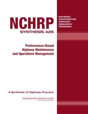 Performance based Highway Maintenance and Operations Management PDF