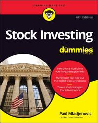 Stock Investing For Dummies Book PDF