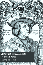 Reformationsgeschichte Württembergs