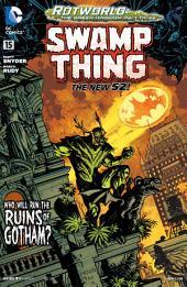 Swamp Thing (2011-) #15
