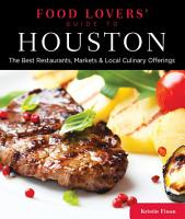 Food Lovers  Guide to   Houston PDF