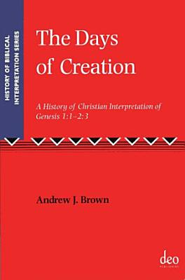 The Days of Creation PDF