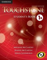 Touchstone Level 1 Student s Book B PDF
