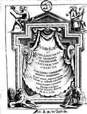 Joach. Camerarii Symbolorum et emblematum centur: Volumes 1-3