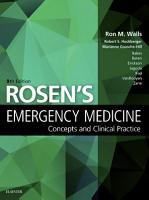 Rosen s Emergency Medicine   Concepts and Clinical Practice E Book PDF