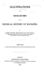 Researches Into the Physical History of Mankind: Volume 1