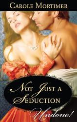 Not Just A Seduction Book PDF