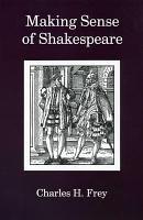 Making Sense of Shakespeare PDF