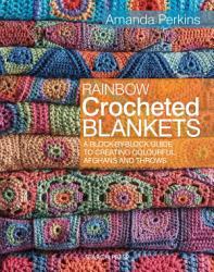 Rainbow Crocheted Blankets PDF