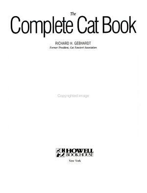 The Complete Cat Book PDF