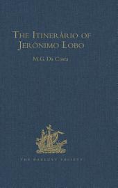 The Itinerário of Jerónimo Lobo