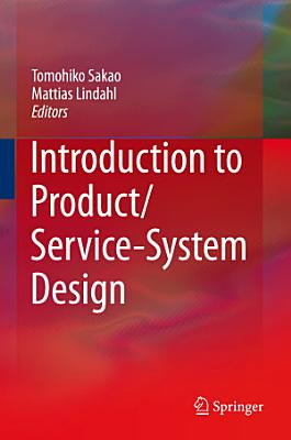 Introduction to Product Service System Design PDF