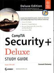 Comptia Security  Deluxe Study Guide  Exam Syo 201  W Cd  PDF