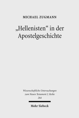 Hellenisten  in der Apostelgeschichte PDF