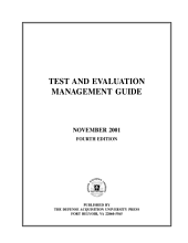 Test and evaluation management guide.