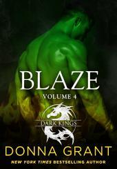 Blaze: Volume 4: A Dragon Romance
