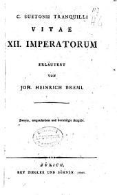 Vitae XII. imperatorum