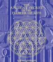 The Ancient Secret of the Flower of Life  Volume 1 PDF