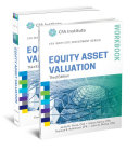 Equity Asset Valuation Book and Workbook Set