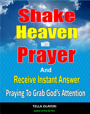 Shake Heaven With Prayer And Receive Instant Answer
