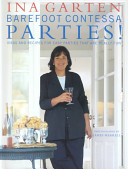 Barefoot Contessa Parties  Book