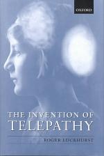 The Invention of Telepathy, 1870-1901