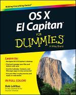 OS X El Capitan For Dummies