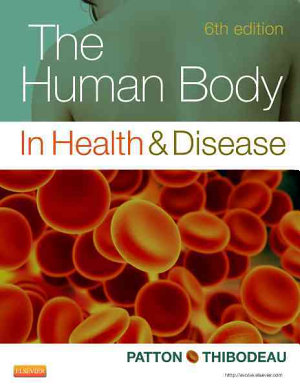 The Human Body in Health   Disease   Softcover6 PDF