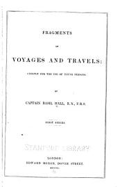 Fragments of Voyages and Travels: Volume 2