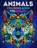 Animals Coloring Book for Adults