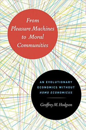 From Pleasure Machines to Moral Communities PDF