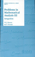 Problems in Mathematical Analysis  Integration PDF