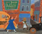 What Zeesie Saw on Delancey Street: with audio recording