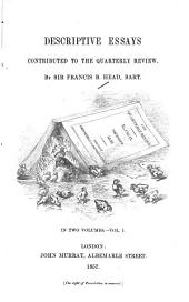 Descriptive Essays Contributed to the Quarterly Review: Cornish miners in America