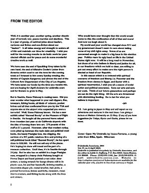 Umbrella PDF