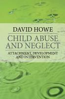 Child Abuse and Neglect PDF