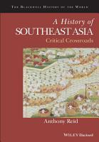 A History of Southeast Asia PDF