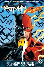 Batman/Flash: The Button Deluxe Edition