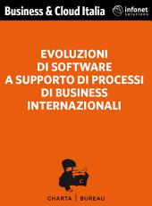 Evoluzioni di software a supporto di processi di business internazionali